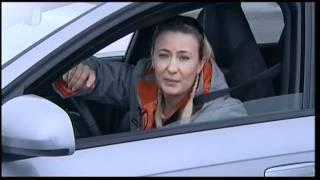 RED MEDIA TV — Уроки безопасности вып  27 Мастер класс вождения от Евгения Васина
