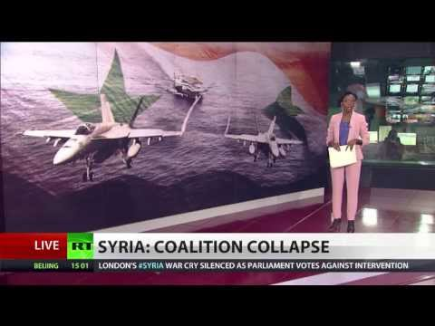 UK Cameron's WAR Intervention in Syria ruled out by MP's :Unlawful Flawed & Rejected!