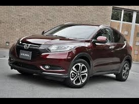 honda hr v 2015 preview youtube. Black Bedroom Furniture Sets. Home Design Ideas