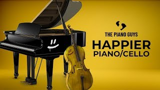 Marshmello ft. Bastille - Happier (Piano/Cello) - The Piano Guys