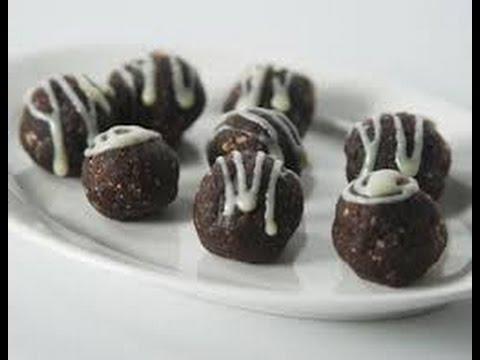 How To Make Dark Chocolate Balls At Home | Sanjeev Kapoor | Quick Chef
