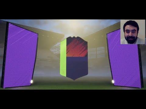Patrick Vieira Hayırlı Olsun!!! Elite Haftasonu Ligi Ödüllleri Paket Açılımı #23 - FIFA 18 - UT