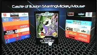 WiiU/vWii_WiiFlow emulater Sega/Nintendo'cover support'.