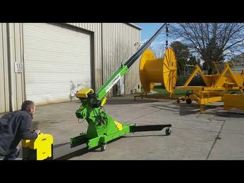 Microcranes® Portable Mini Cranes