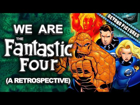 We Are The Fantastic Four (A Retrospective) | Beyond Pictures