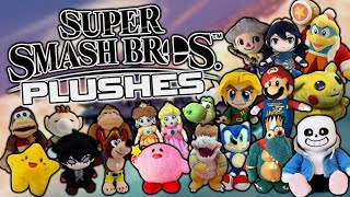 How Many Super Smash Bros. Characters Have Plushes?