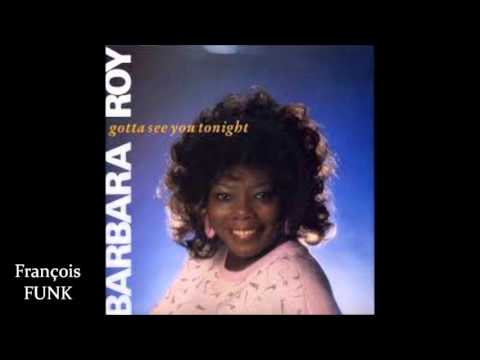 Barbara Roy - Gotta See You Tonight (1986) ♫