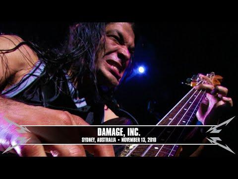 Metallica: Damage, Inc. (MetOnTour - Sydney, Australia - 2010) Thumbnail image