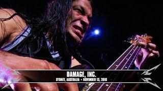 Metallica: Damage, Inc. (MetOnTour - Sydney, Australia - 2010)