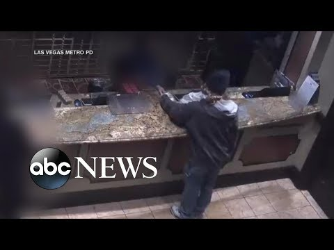New Surveillance Video Released In Bellagio Casino Heist