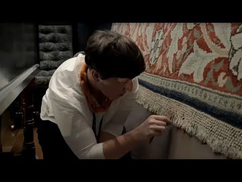Conservation: William Morris, The Bullerswood Carpet