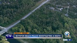 UPDATE: Miner Road reopens in Boynton Beach following death investigation thumbnail