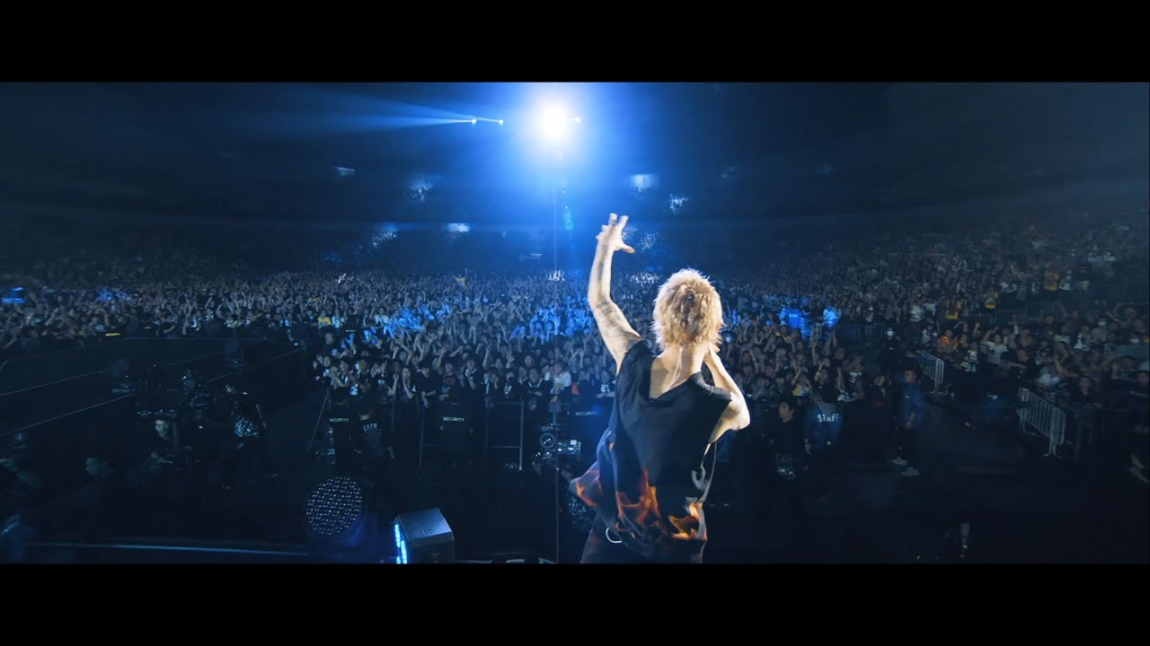 One Ok Rock The Beginning Official Video From Eye Of The Storm Japan Tour Youtube