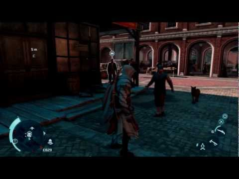 Assassin's Creed 3 - How to equip Sawtooth Sword DLC