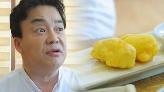 """홍어대장 백종원, 홍어튀김에 기겁 """"레드X 먹은 거 같…"""