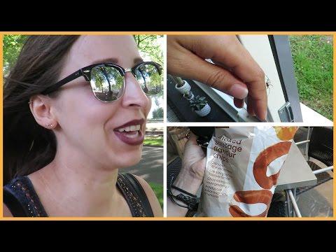 no poo update & rookworst chips kopen terwijl ik een kijker tegenkom || Vloglife #158