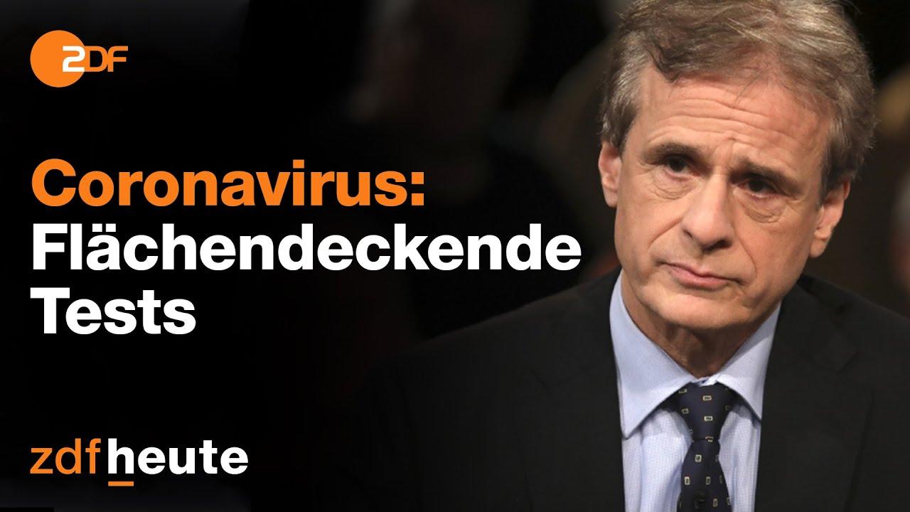 Virologe bei Lanz: Was Deutschland gegen das Coronavirus tun muss