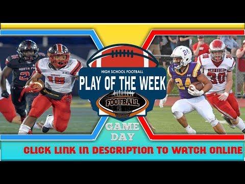 David Anderson vs Valley Christian  High School Football  Stream