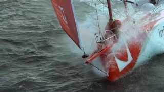 Tanguy de Lamotte, le skipper au grand coeur