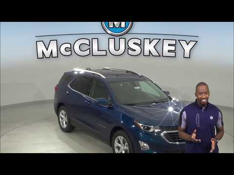 200325 - New, 2020, Chevrolet Equinox, Test Drive, Review, For Sale -
