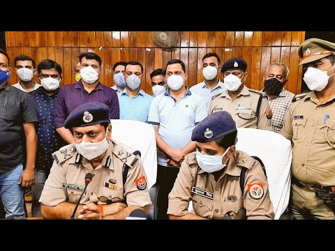 BAHRAICH : पुलिस ने डबल मर्डर का कर दिया खुलासा, पूरे मामले का मुंबई से था कनेक्शन तीन आरोपी गए जेल