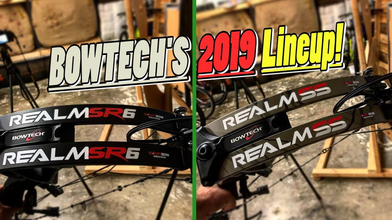 2019 BOWTECH REALM SR6 & SS | SPEED TEST AND REVIEW