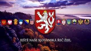 """Slavic Anthem in Czech - """"Hej, Slované"""""""
