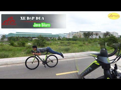 Xe đạp đua JaVa Siluro  Xe đạp đua là phải có độ trớn [ShopXeTot.com]