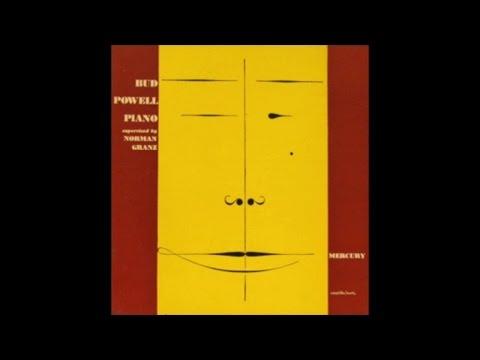 BUD POWELL - Piano Solos (1950) - [Smooth Jazz Piano Recordings]