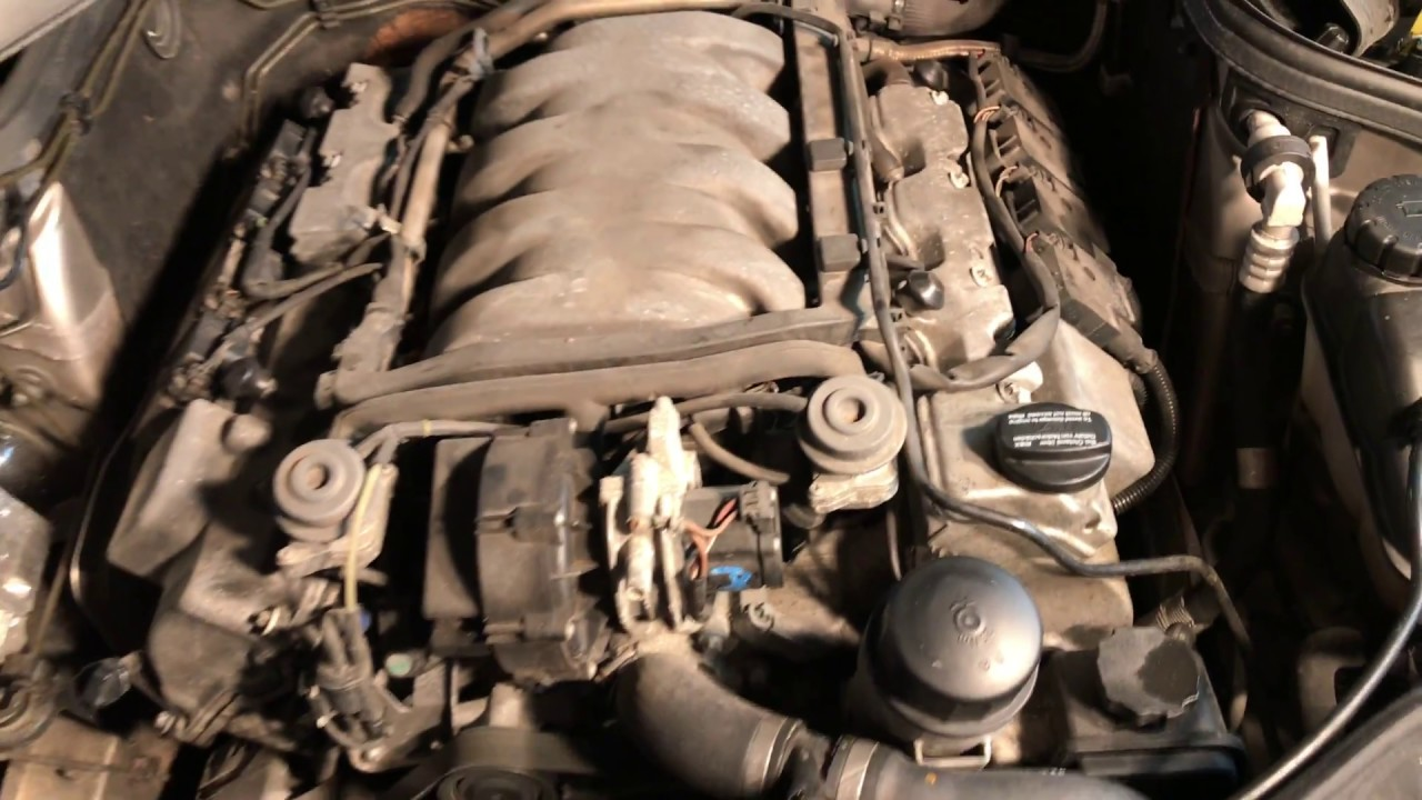 Mercedes E500 Lifter Noise