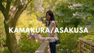 Kamakura/Asakusa