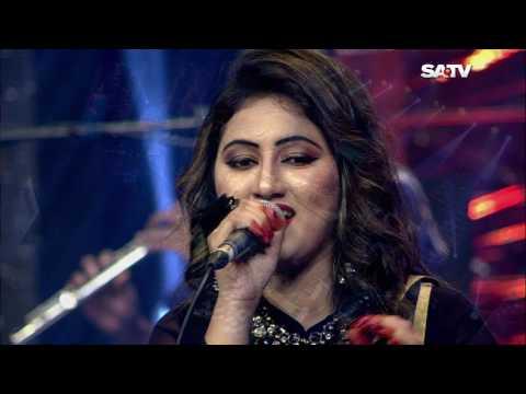 Kal Sara Raat Chilo Shoponero Raat | Bangla Video Song on SATV
