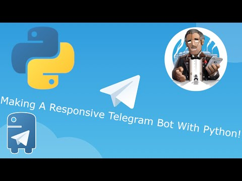 How To Make A Telegram Bot Using Python