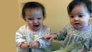 Fighting TWIN BABIES Compilation is  the HARDEST TRY NOT TO LAUGH CHALLENGE! - Viral TWINS Videos