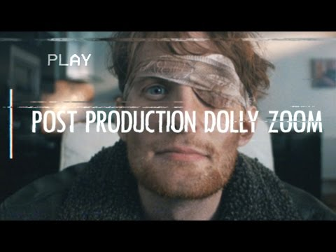 How To Make A Dolly Zoom Effect Without A Zoom Lens - Filmmaking Tutorial