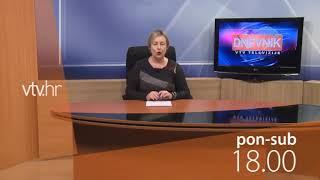 VTV Dnevnik - najava 8. studenog 2019.