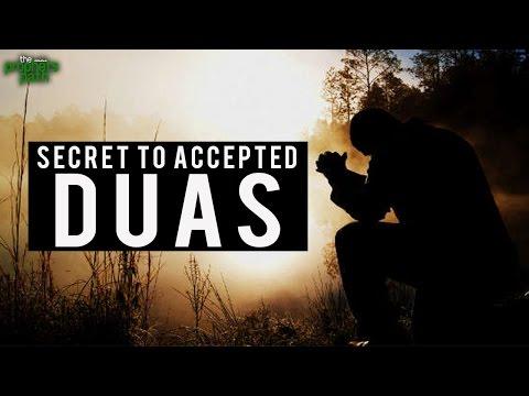 Secret To Get Duas Accepted