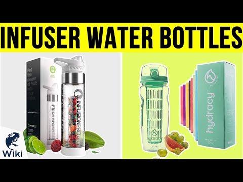 10 Best Infuser Water Bottles 2019