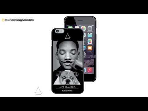 Coque Apple IPhone 6 ElevenParis Will Case 6
