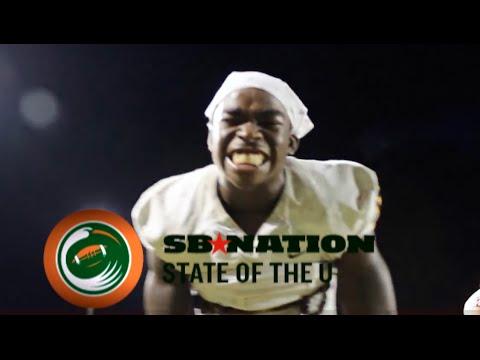 7th Floor Crew Music Video - Miami Football Team Rap UM vs. UF 9/7/13.