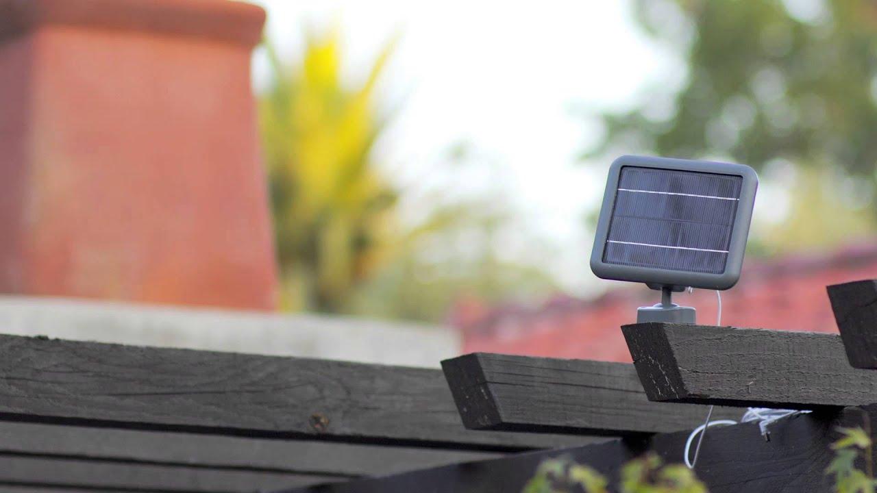 Novolink Solar LED Security Light  with Bluetooth Smart Control