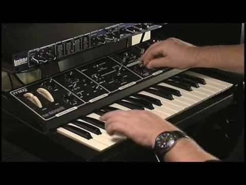 Moog Rogue - Synthlearn