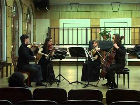 Бетховен Квартет № 11 1 часть