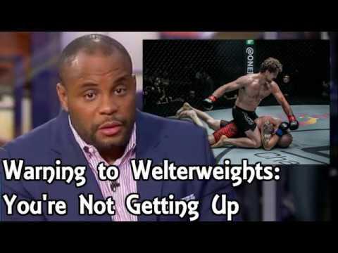Daniel Cormier Warns UFC Welterweights About Ben Askren | Demetrious Johnson More Suited For ONE