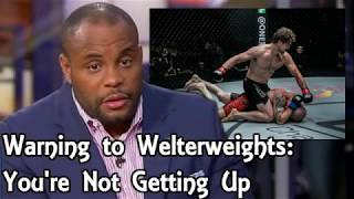 Daniel Cormier Warns UFC Welterweights About Ben Askren | Demetrious Johnson More Suited For ONE