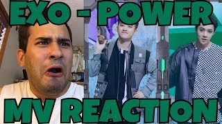 Video EXO - Power MV Reaction [STAR WARS? POWER RANGERS?] download MP3, 3GP, MP4, WEBM, AVI, FLV Mei 2018