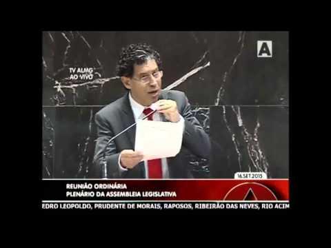Dr. Pimenta fala no plenário - Caso Jean Charles de Menezes