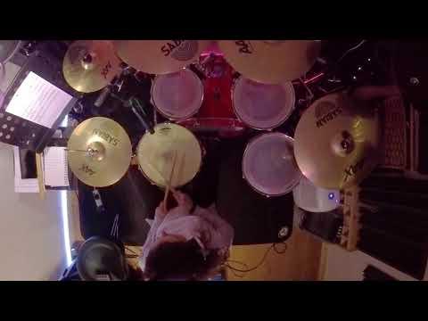 JK Reid   Adele   Rumour Has It   Drum Cover