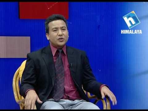 Dr. Bipin Adhikary, Constitutional Scholar in Samaya Sandarva