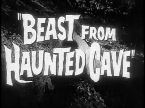 Beast from Haunted Cave trailer